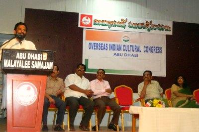 oicc-reception-to-delhi-congress-secretary-jayaraj-ePathram