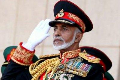 oman-sultan-qaboos-bin-said-ePathram