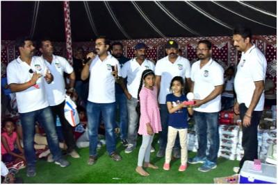 oru-adaar-picnic-prize-nammal-chavakkattukar-ePathram