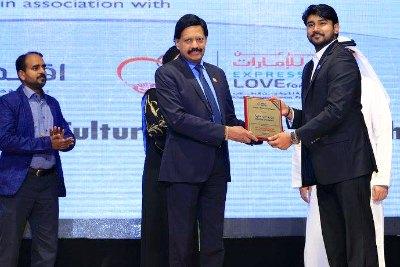 renjan-gandhi-of-security-media-receive-ima-award-ePathram.jpg