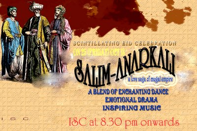 salim-anarkali-isc-drama-ePathram