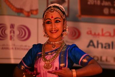 samajam-kala-thilakam-2018-ankitha-anish-ePathram