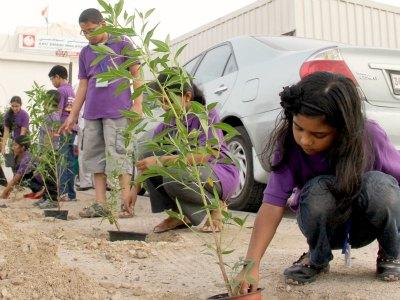 samajam-summer-camp-2012-plants-ePathram