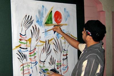 shabu-artista-art-group-ePathram