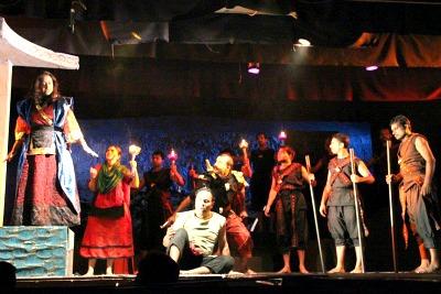shakthi-drama-at-ksc-drama-fest-2011-ePathram