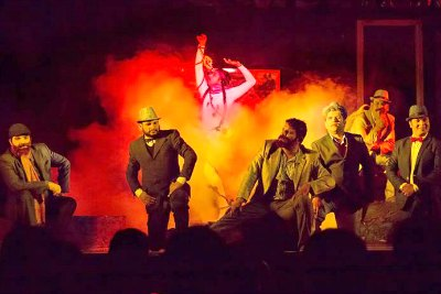shakthi-drama-in-ksc-drama-fest-2015-ePathram