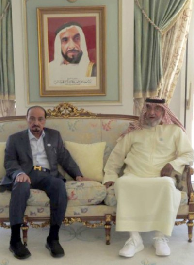 sheikh-khalifa-bin-zayed-receives-ajman-ruler-sheikh-humaid-bin-rashid-al-nuaimi-ePathram