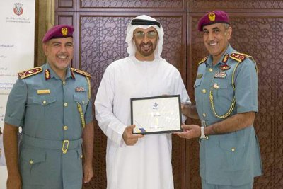 sheikh-mohamed-bin-zayed-becomes-member-of-we-are-all-police-ePathram