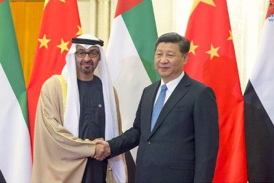 sheikh-muhammed-bin-zayed-with-president-chinese-xi-jinping-ePathram