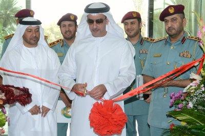 sheikh-saif-bin-zayed-open-new-cid-office-abu-dhabi-ePathram