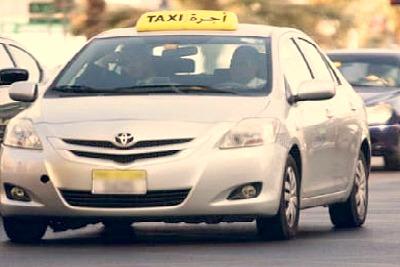 silver-taxi-in-abudhabi-ePathram