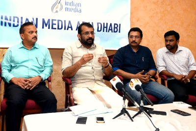 speaker-shree-rama-krishnan-with-indian-media-ePathram