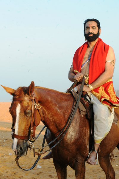 sudhir-shetty-as-marthanda-varma-ePathram