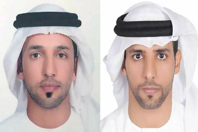 sultan-al-neyadi-and-hazza-al-mansouri-uae-s-first-astronauts-ePathram