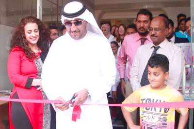 talal-al-balooshi-inaugurate-adam-and-eve-blood-donation-camp-ePathram