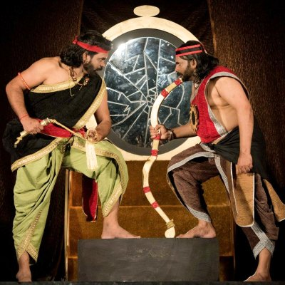 theeram-duabi-drama-randanthya-ramgangngal-in-ksc-drama-fest-ePathram