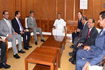 uae-consul-general-and-delegation-meet-kerala-chief-minister-pinarayi-vijayan-ePathram