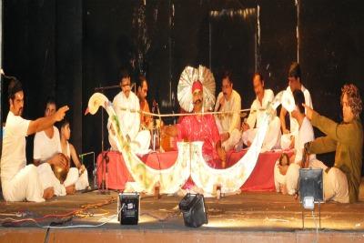villu-paattu-in-shakthi-theatres-anniversary-ePathram