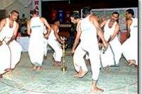 vtv-damodaran-payyannur-kolkali-ePathram