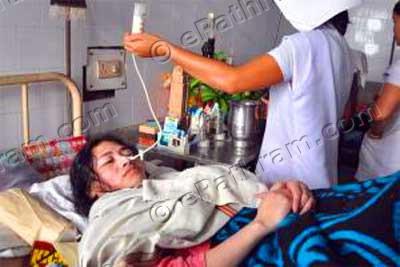 irom-sharmila-chanu-hospitalized-epathram