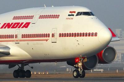 Air-India flight from libiya - epathram