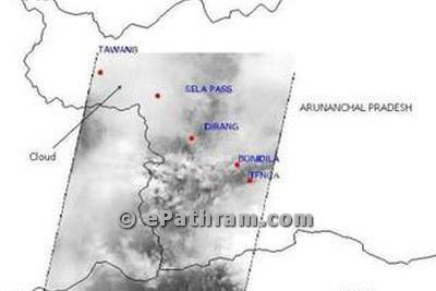 satellite image-epathram