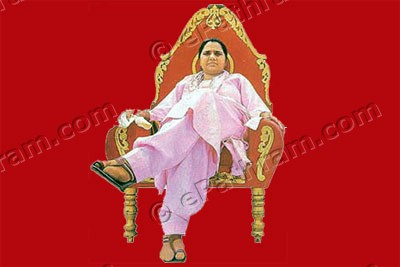 mayawati-reigns-epathram