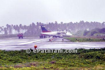 agathi-airport-epathram