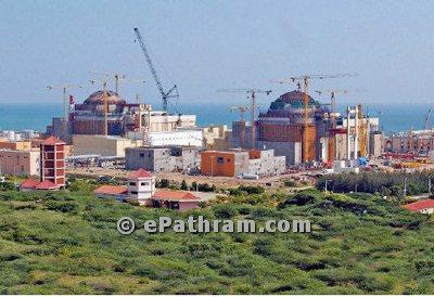 koodankulam nuclear plant-epathram