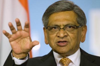 foreign-minister-sm-krishna-ePathram