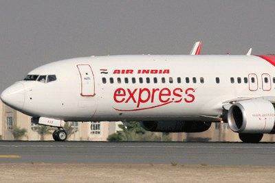 air-india-express-flight-ePathram
