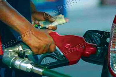 petrol-diesel-price-hiked-ePathram-