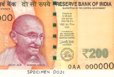 new-indian-200-rupee-note-25-08-2017-ePathram