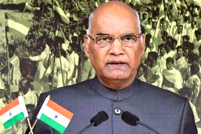 ram-nath-kovind-14th-president-of-india-ePathram