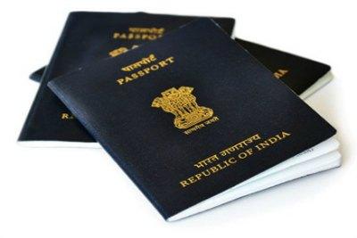 indian-blue-passport-ePathram