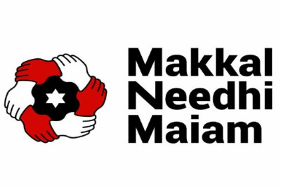 makkal-needhi-maiam-flag-kamal-hasan-party-ePathram