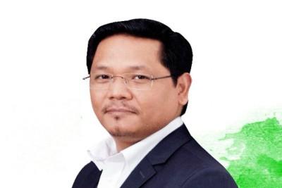 conrad-sangma-meghalaya-chief-minister-ePathram