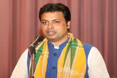 tripura-chief-minister-biplab-kumar-deb-ePathram