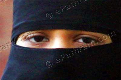face-veil-burqa-niqab-ordinance-on-triple-talaq-ePathram