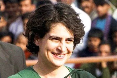 aicc-gen-secretary-priyanka-gandhi-ePathram