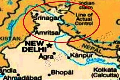 jammu-kashmir-line-of-control-map-ePathram