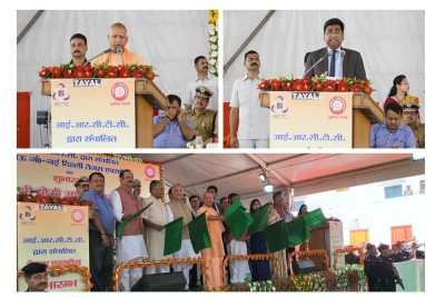 indias-first-private-train-tejas-express-flagged-off-ePathram