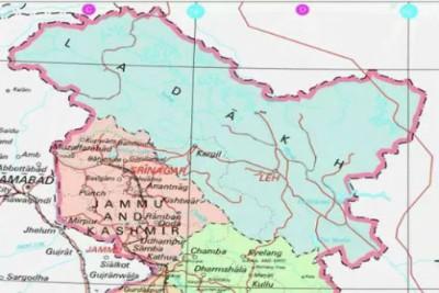 ladak-jammu-kashmir-india-political-map-2019-ePathram