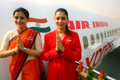 air-india-express-air-hostess-ePathram