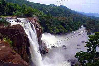 athirapally-kseb-project-approved-water-falls-ePathram