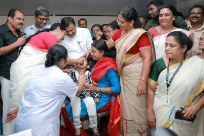 distribution-of-polio-drops-started-ePathram