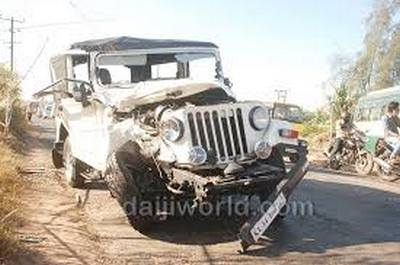 jeep accident