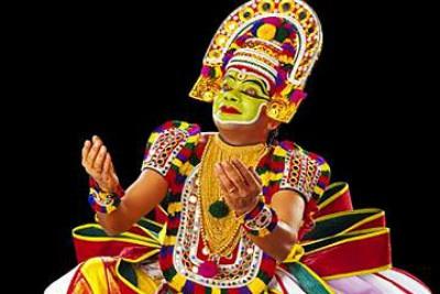 ottan-thullal-perform-by-geethanandan-ePathram