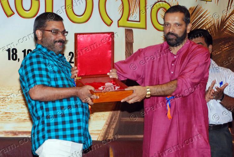 p-manikandhan-award