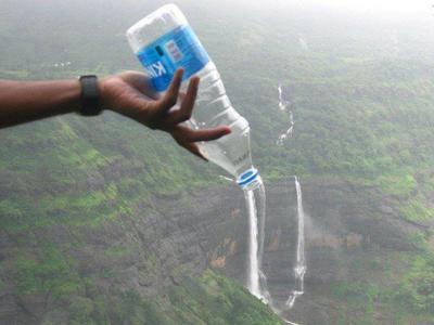 waterfall-from-a-bottle-epathram